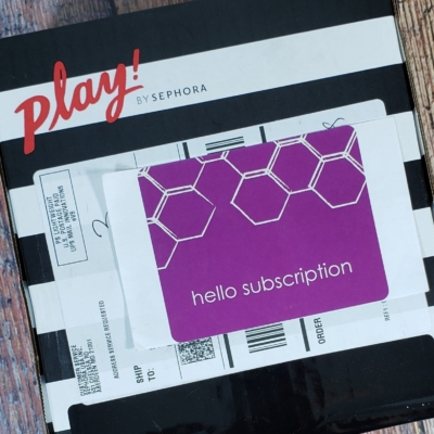 PLAY! by Sephora Subscription Box Review – February 2020