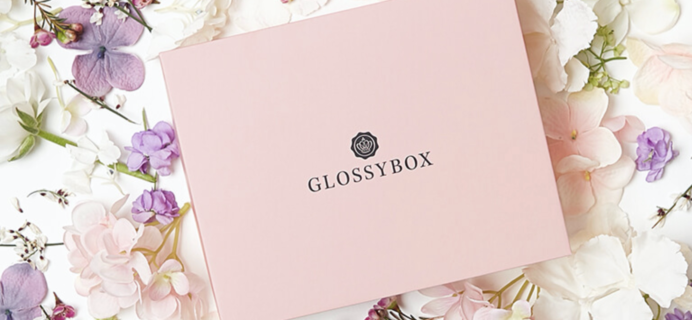 GLOSSYBOX April 2020 Available to Order Now + Spoiler + Coupon!