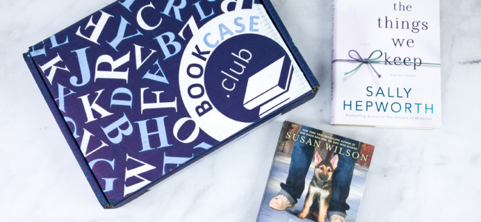 BookCase.Club April 2020 Subscription Box Review & Coupon – BOOKING FOR LOVE