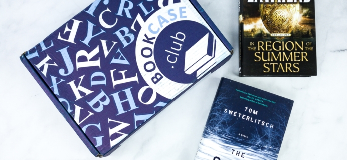 BookCase.Club April 2020 Subscription Box Review & 50% Off Coupon – STRANGE WORLDS