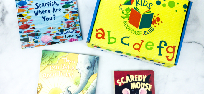 Kids BookCase Club April 2020 Subscription Box Review + 50% Off Coupon! GIRLS 5-6 YEARS OLD