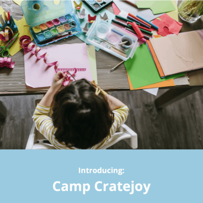 Camp Cratejoy At Home Adventures For Adults and Kids Available Now + 40% Off Coupon!