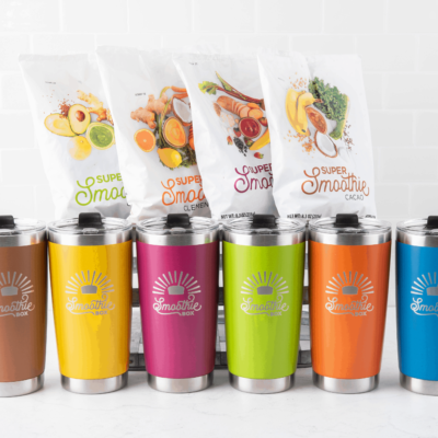 SmoothieBox Sale: Get FREE Insulated Tumbler!