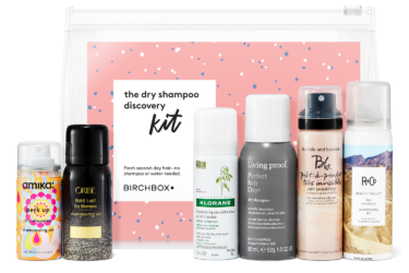 The Dry Shampoo Discovery Kit – New Birchbox Kit Available Now + Coupons!