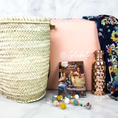 GlobeIn Artisan Box Club April 2020 Review + Coupon SAVVY BOX