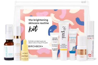 The Brightening Skincare Routine Kit – New Birchbox Kit Available Now + Coupons!