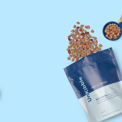 Spot and Tango UnKibble Dry Dog Food Available Now + Coupon!