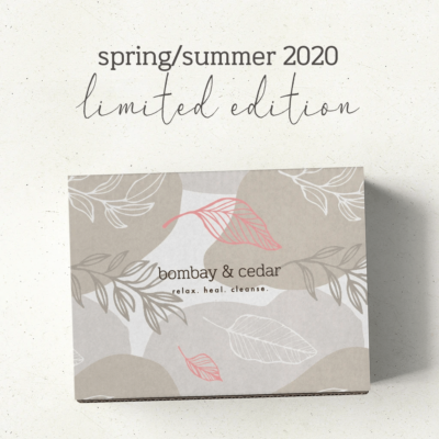Bombay & Cedar Spring-Summer 2020 Limited Edition Box Spoiler #2!