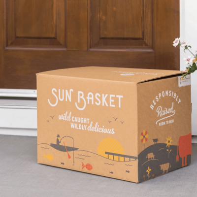 Sun Basket Coupon: Get 4 Extra Gifts With First Box + FREE Shipping!
