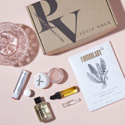 New Petit Vour Mother's Day Curated Beauty Box Available Now + Coupon!
