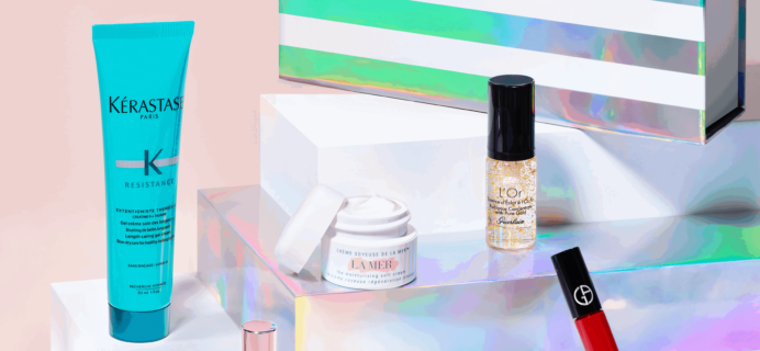 Play! By Sephora Replacements: Sephora Favorites Luxe, Hello, and Pop!