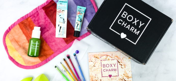 BOXYCHARM April 2020 Review #1 + Coupon