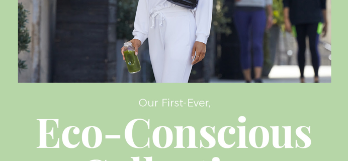 New Fabletics Eco Conscious Collection Available Now + New Member Coupon!