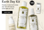 Dermstore Earth Day Exclusive Kit Limited Edition Box Available Now!