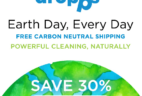 Dropps Earth Day Sale ENDS TONIGHT: Get 30% Off Sitewide!