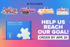 Loot Launcher Sensory Crate Campaign Available Now!