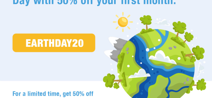 WompleMail Earth Day Coupon: Get 50% Off First Month!