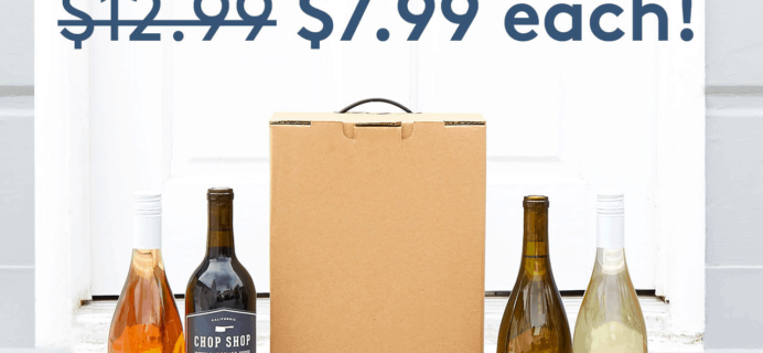 EXTENDED Winc Coupon: Get 4 Bottles For Just $7.99 Each!