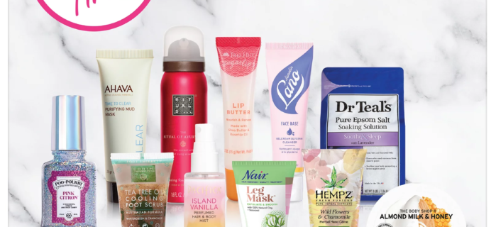 New Ulta Sample Kit Available Now – Spa Day At Home Kit!