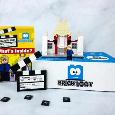 Brick Loot April 2020 Subscription Box Review & Coupon
