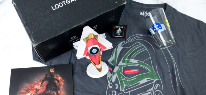 Loot Gaming February 2020 Subscription Box Review & Coupon – RESURRECT