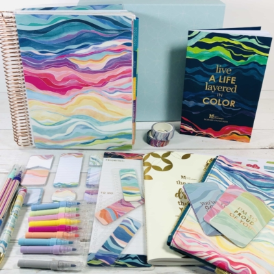 Erin Condren 2020-2021 LifePlanner Review