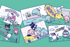 Hello Kitty and Friends June 2020 Spoiler #1 + Coupon!