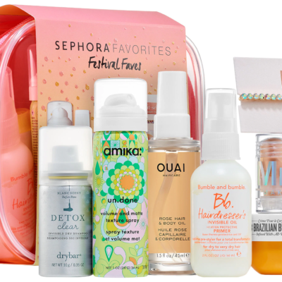 New Sephora Festival Faves Must Have Minis Kit Available Now + Coupons!