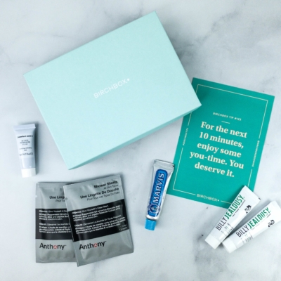 Birchbox Grooming May 2020 Subscription Box Review & Coupon