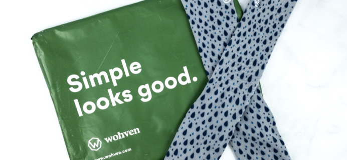 Wohven Socks Subscription April 2020 Review + Coupon!