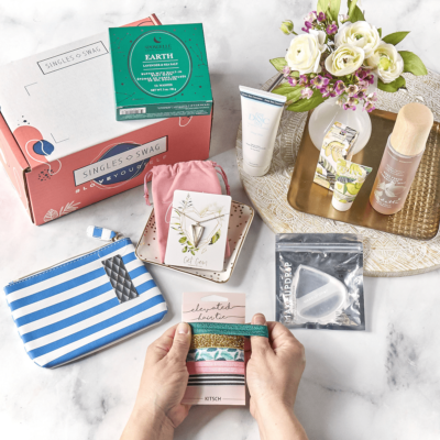 SinglesSwag Coupon: Save 40% on Subscription – Start With Welcome Box!
