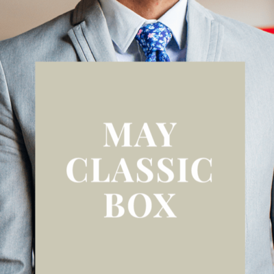 Gentleman's Box June 2020 Spoilers #1!