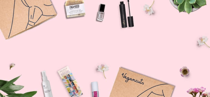 Vegancuts Limited Edition Mother's Day Makeup Boxes Available Now!
