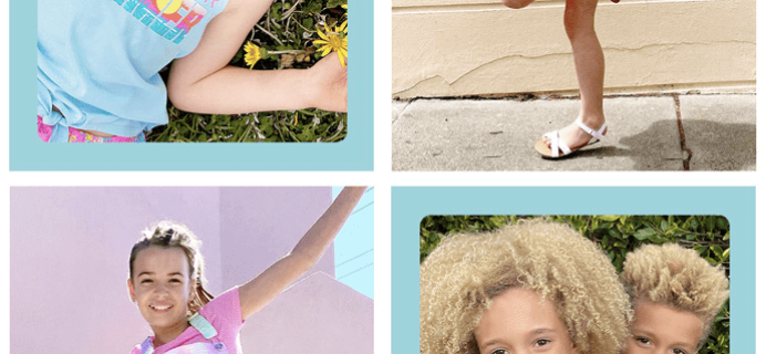 FabKids May 2020 Collection + Coupon!