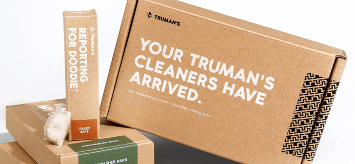 Truman's Home Care Membership Bundle Available Now + Coupon!
