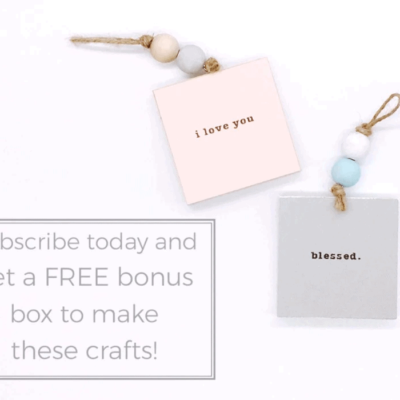 Confetti Grace Coupon: FREE Bonus Box With Subscription!