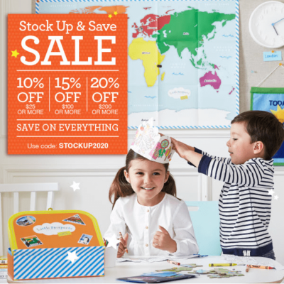 Little Passports Sale: Save Up To 20% SITEWIDE!