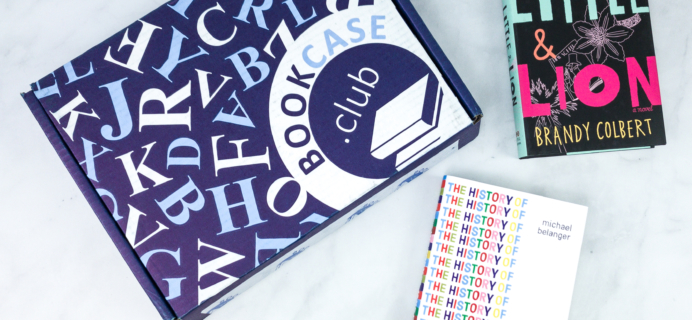 BookCase.Club May 2020 Subscription Box Review & Coupon – TEENAGE DREAMS