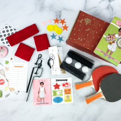 Girls Can! Crate Subscription Box Review + Coupon – THE INDOMITABLE ATHLETE