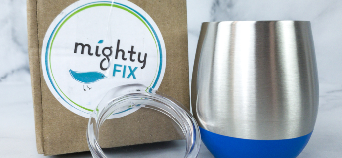Mighty Fix April 2020 Review + First Month $3 Coupon!