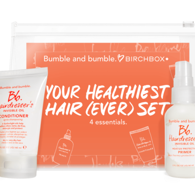 Bumble and bumble Bumble Exclusive Kit – New Birchbox Kit Available Now + Coupons!