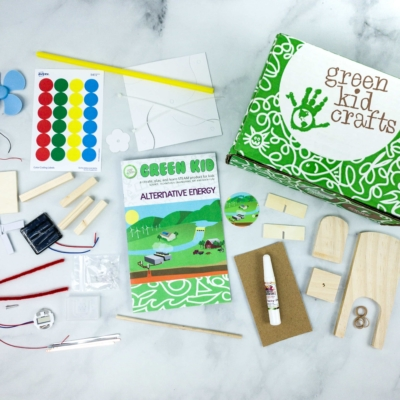 Green Kid Crafts Review + 50% Off Coupon – ALTERNATIVE ENERGY