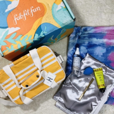 FabFitFun Summer 2020 Box Review + Coupon
