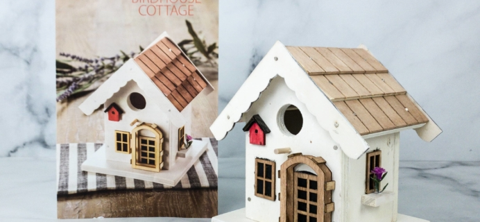 Annie's Creative Woman Kit-of-the-Month Club Review + Coupons – BIRDHOUSE COTTAGE