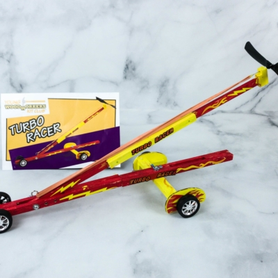 Annie's Young Woodworkers Review + Coupon – TURBO RACER