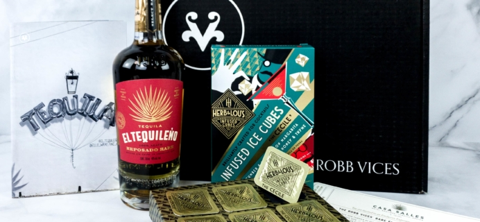 Robb Vices March 2020 Subscription Box Review + Coupon