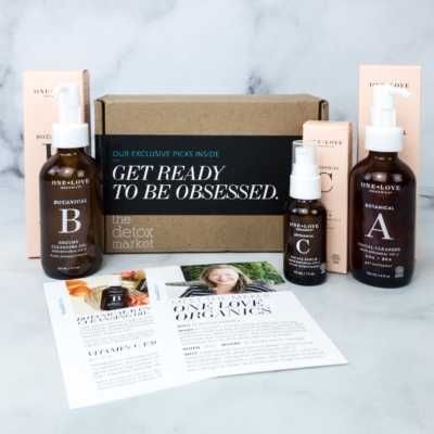 The Detox Box May 2020 Subscription Box Review