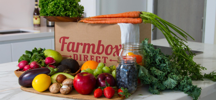 Farmbox Direct Memorial Day Coupon: Save 20%!