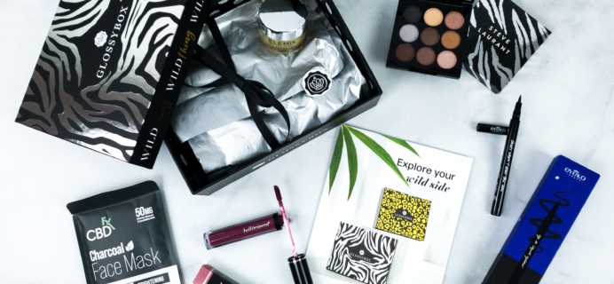 GLOSSYBOX May 2020 Subscription Box Review + Coupon