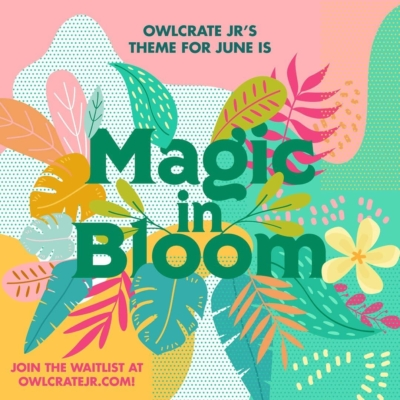 OwlCrate Jr. June 2020 Theme Spoilers + Coupon!